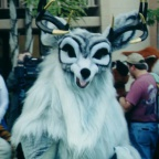 Fursuit IceStag