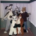 Fursuit Kaitan Conifur2001 155