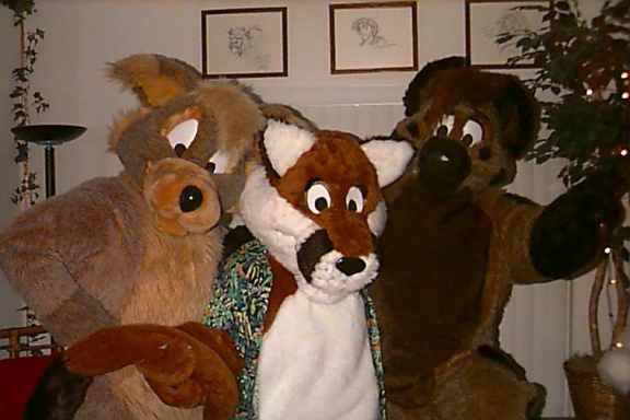 Fursuit biggroup