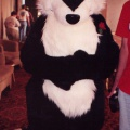 Fursuit trax front