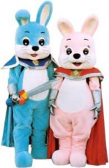 Warrior-rabbits