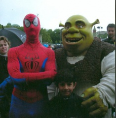 Shrek- Spider