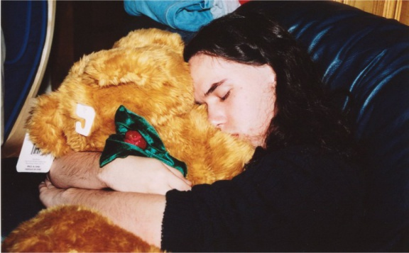 Furbo SF2002 asakha-asleep