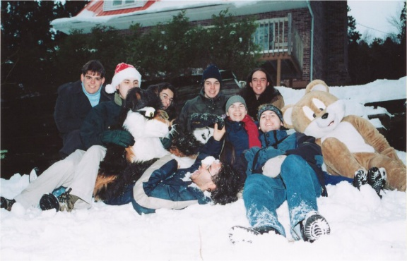 Furbo SF2002 group-snow