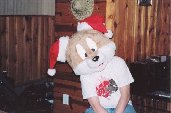 Furbo SF2002 xin-christmas-ears
